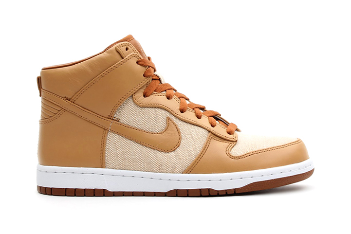 "Image of Nike Dunk High Premium SP ""Acorn"""