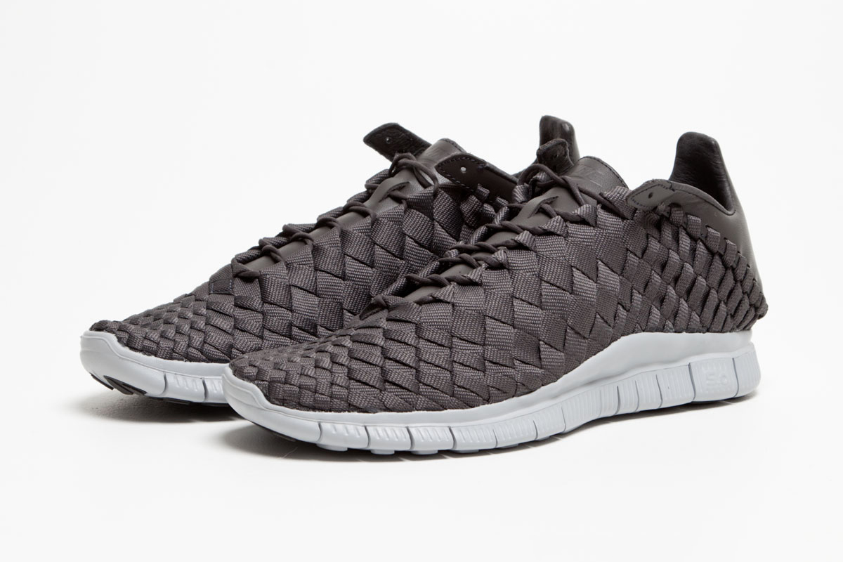 Image of Nike Free Inneva Woven SP Night Stadium/Wolf Grey