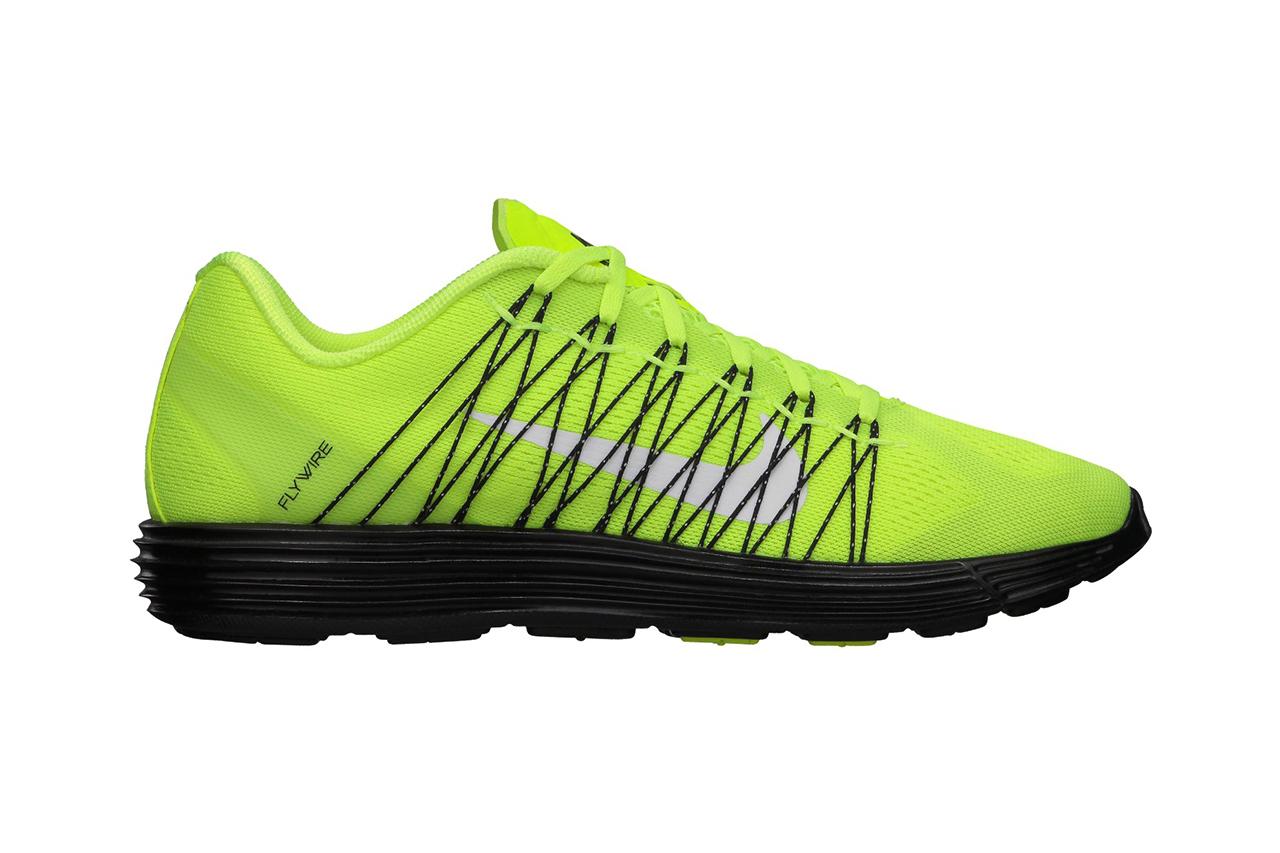 """Image of Nike Lunaracer+ 3 """"BLK"""" Pack"""