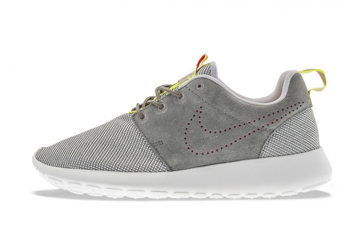 Image of Nike Roshe Run Dusty Grey/Dark Pewter