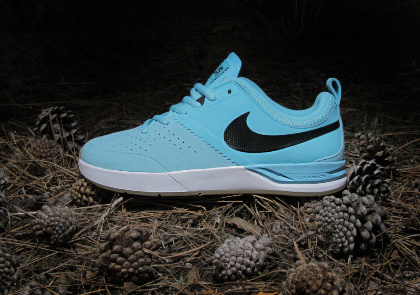 "Image of Nike SB Project BA ""Gamma Blue"""