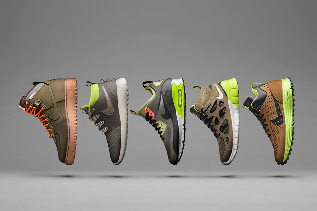 "Image of Nike Sportswear 2013 Fall/Winter ""SneakerBoot"" Collection"