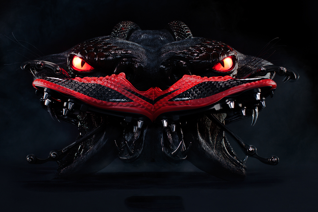 Image of NIKEiD Releases the Hypervenom iD for Danny Welbeck, Isco and Robert Lewandowski