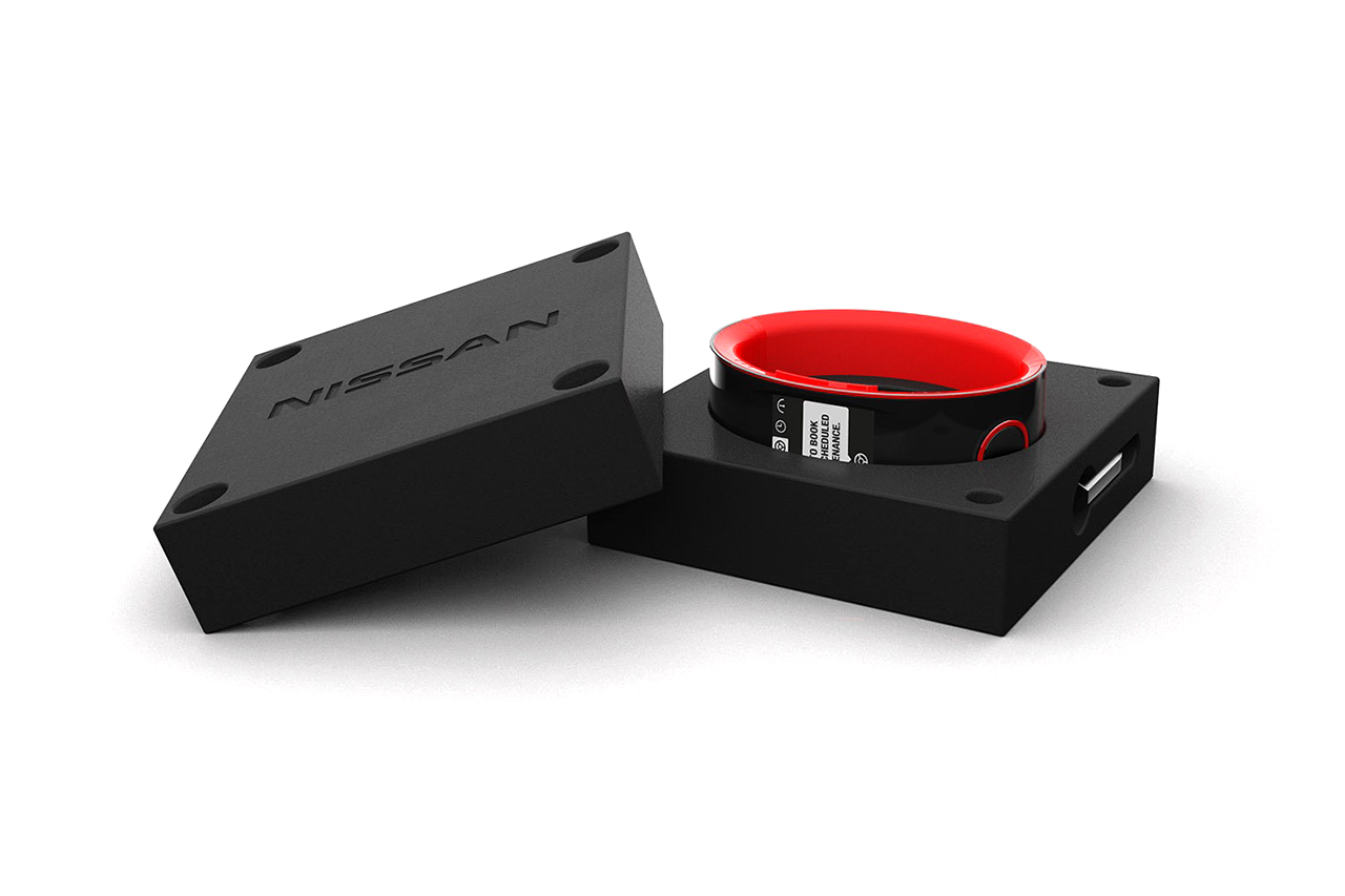 Image of Nissan Nismo Smartwatch