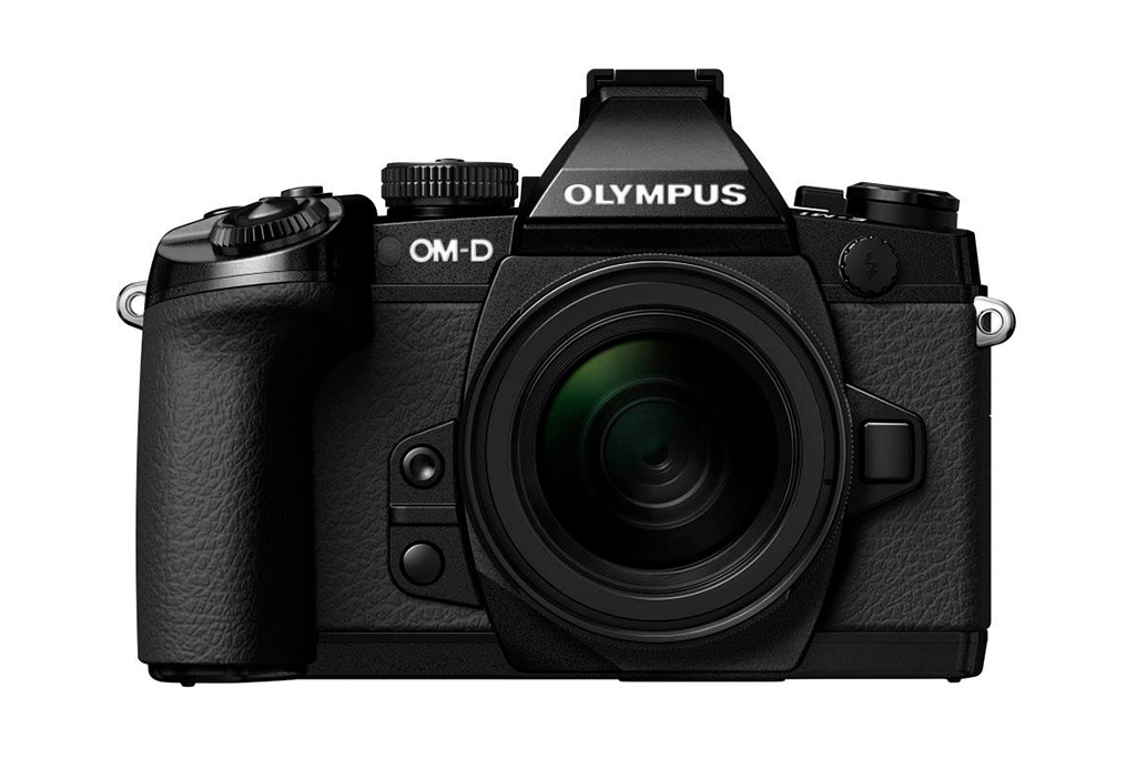 Image of Olympus OM-D E-M1 Camera