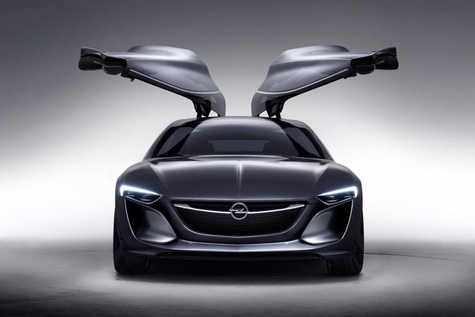 Image of Opel Monza Concept