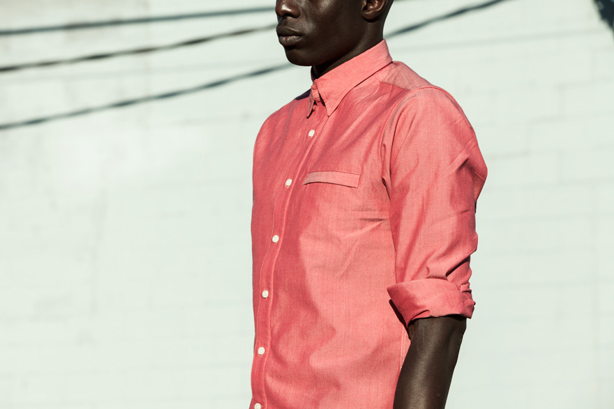 Image of Outlier 2013 Fall Merino/Co Pivot Shirt
