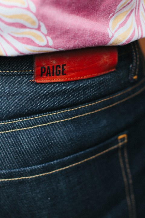 Image of Paige Denim Presents Denimhunters