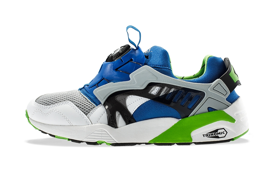 Image of PUMA Disc Blaze OG 1993