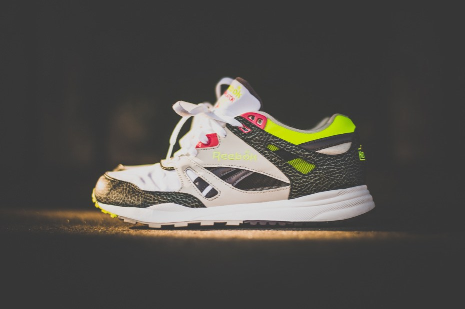 "Image of Reebok Ventilator OG ""Lime"""