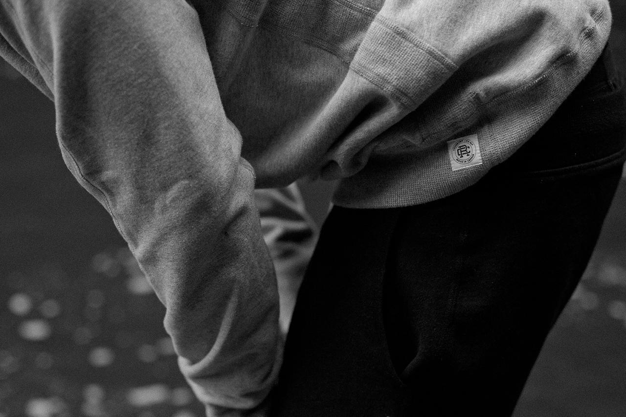 Image of Reigning Champ 2013 Fall Delivery 1 Lookbook