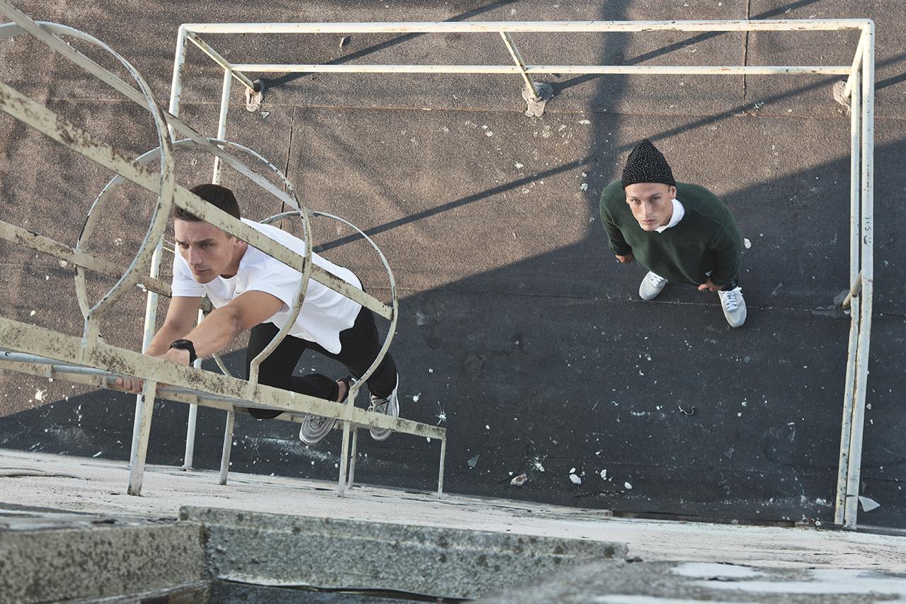 "Image of Rezet Store 2013 Fall/Winter ""Trespassing at 6AM"" Lookbook"