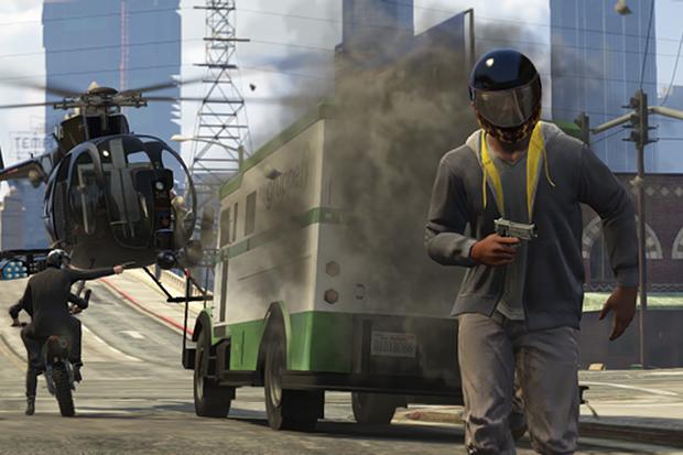 Image of Rockstar Games Outlines GTA V's Online Gameplay