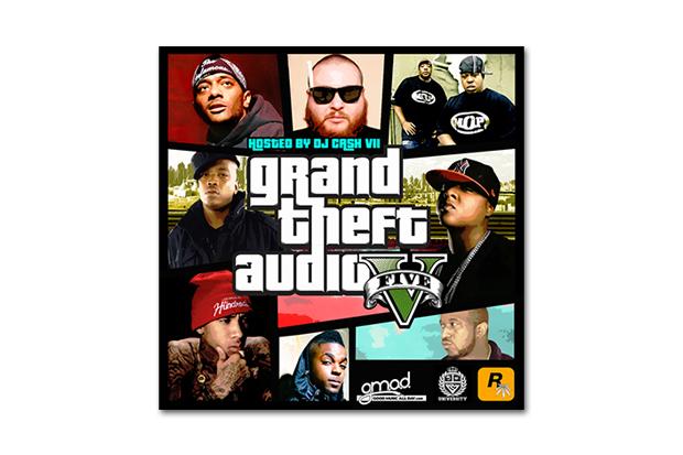 Image of Rockstar Games Presents 'Grand Theft Audio V' Mixtape