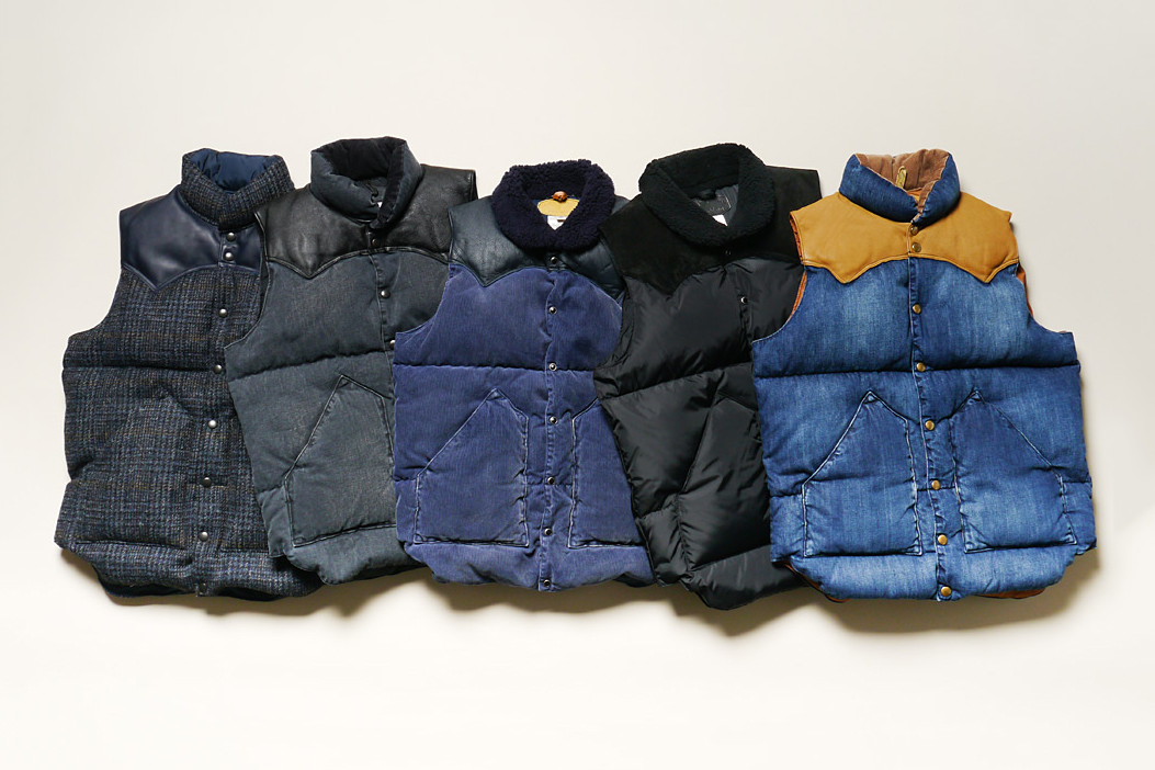 Image of Rocky Mountain Featherbed 2013 Fall/Winter Vests