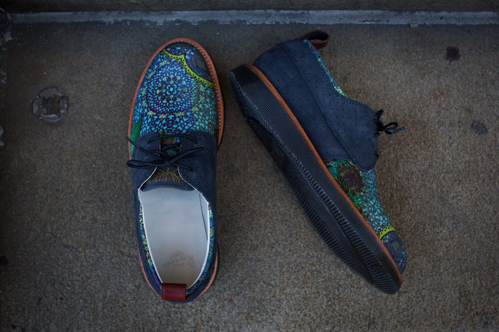 Image of Ronnie Fieg for Dr. Martens 2013 Fall Eldridge Shoes