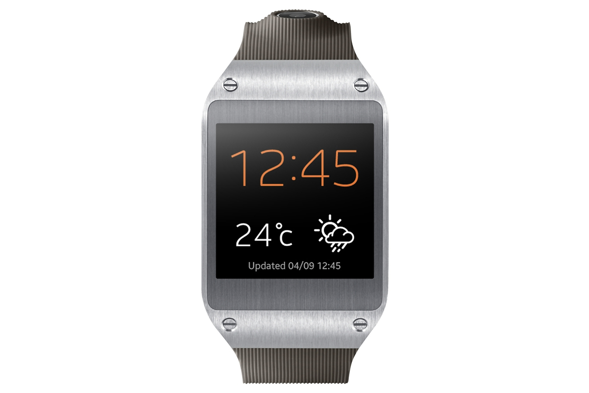 Image of Samsung Unveils the Galaxy Gear Smartwatch