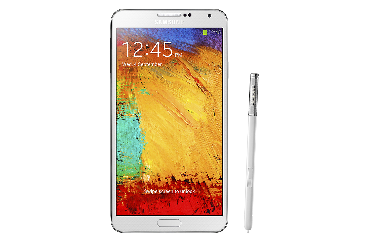 Image of Samsung Unveils the New Galaxy Note 3