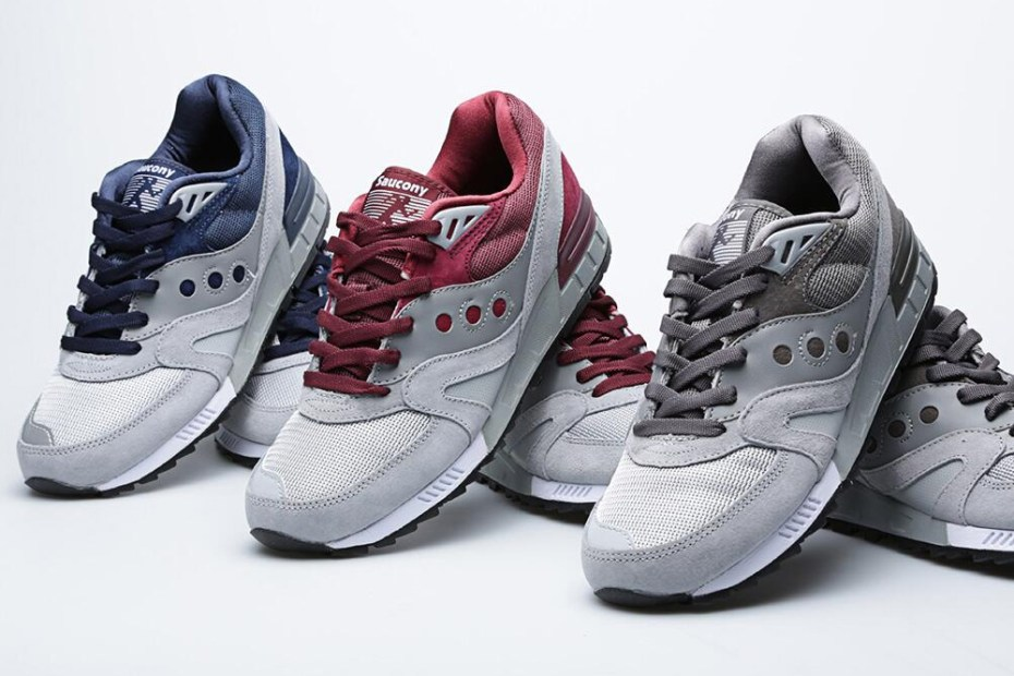 "Image of Saucony Originals 2013 Fall Shadow Master ""Grey Pack"""