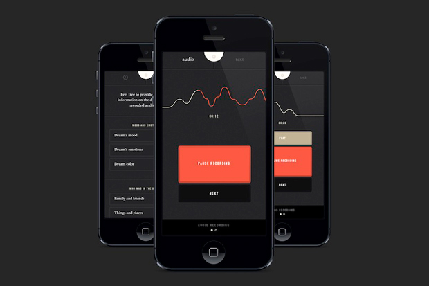 Image of SHADOW Alarm Clock and Dream Recording App