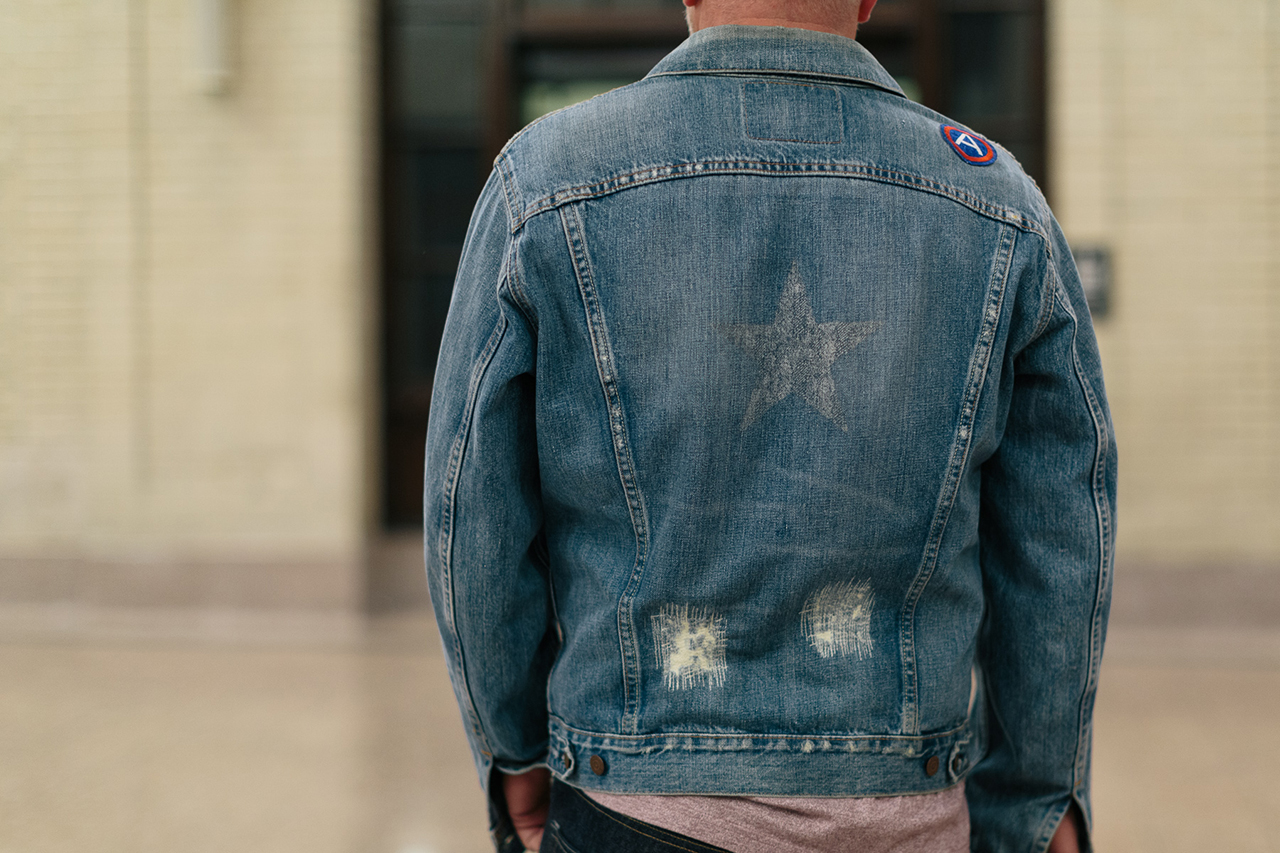 Image of Streetsnaps: Chad Hinson of Levi's®