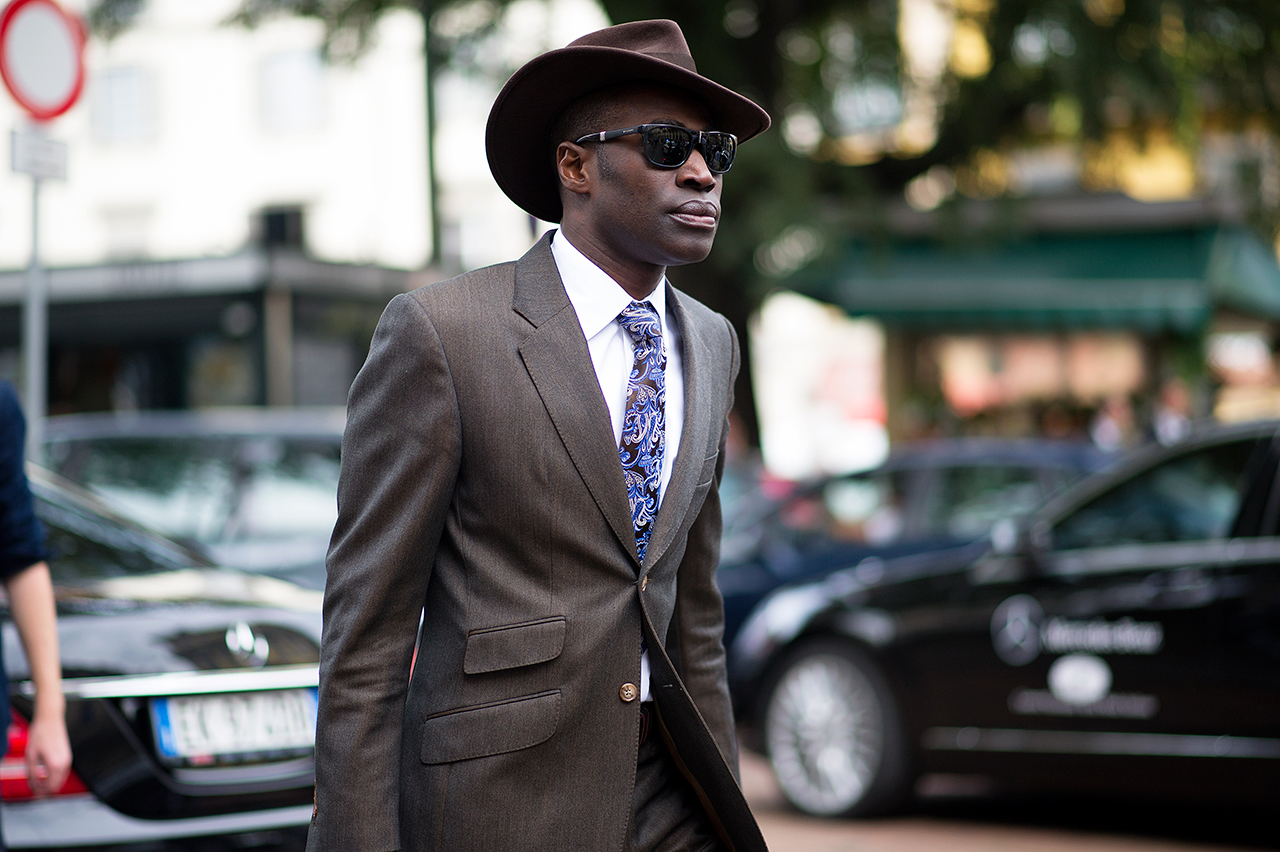 Image of Streetsnaps: Milan Fashion Week 2013