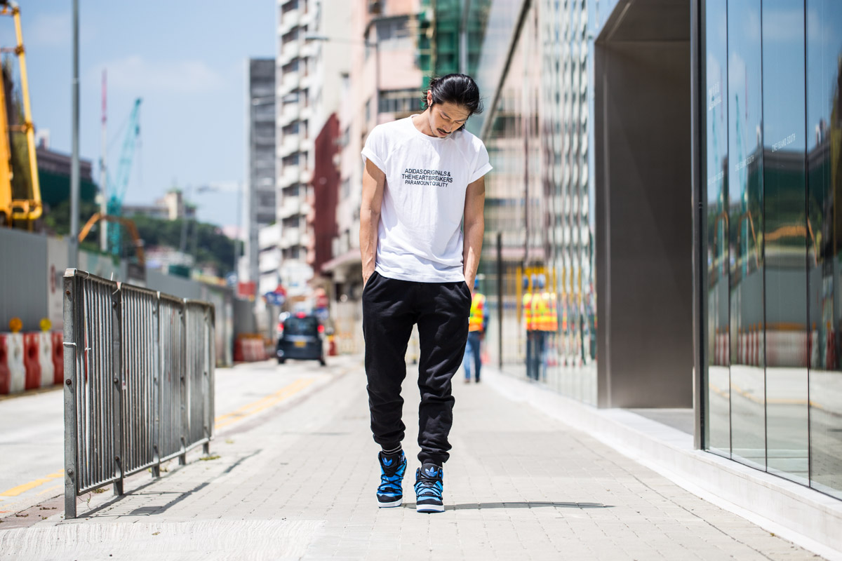 Image of Streetsnaps: Wayne Chi Wai Lau
