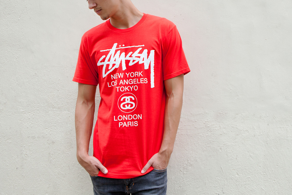 Image of Stussy 2013 Fall/Winter T-Shirts