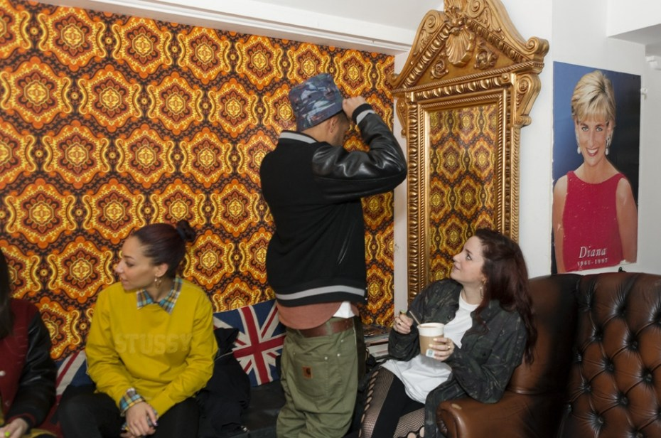 Image of Stussy Deluxe 2013 Fall Editorial by Martin Parr