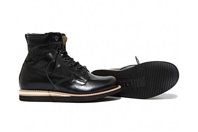 Image of Stussy Deluxe x BePositive 2013 Fall/Winter New Boot