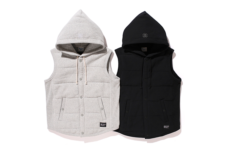 """Image of Stussy x Champion Japan 2013 """"Reverse Weave"""" Collection"""