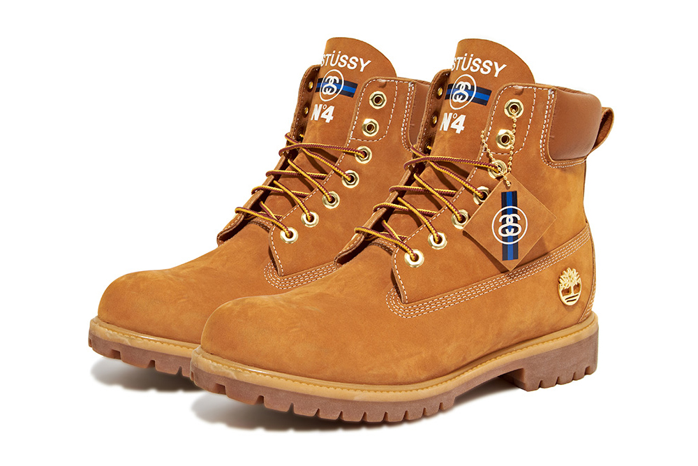 """Image of Stussy x Timberland 2013 Fall/Winter 6"""" Boot Preview"""