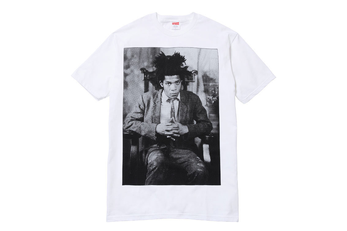 Image of Supreme 2013 Fall/Winter Jean-Michel Basquiat Collection