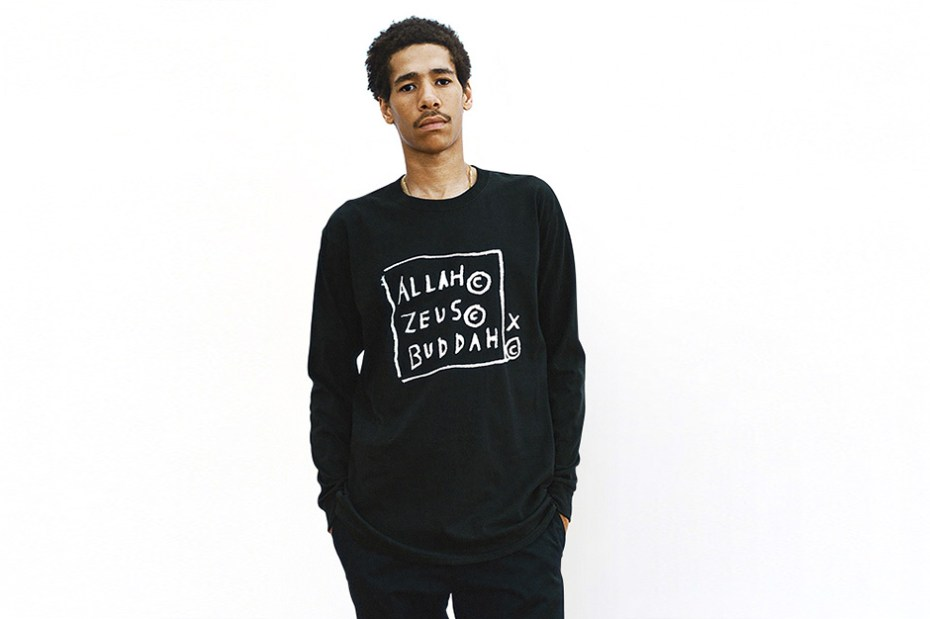 Image of Supreme 2013 Fall/Winter Jean-Michel Basquiat Lookbook