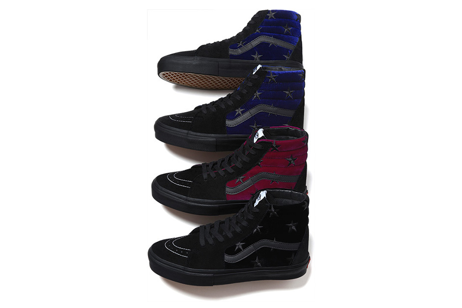 Image of Supreme x Vans 2013 Fall/Winter Collection