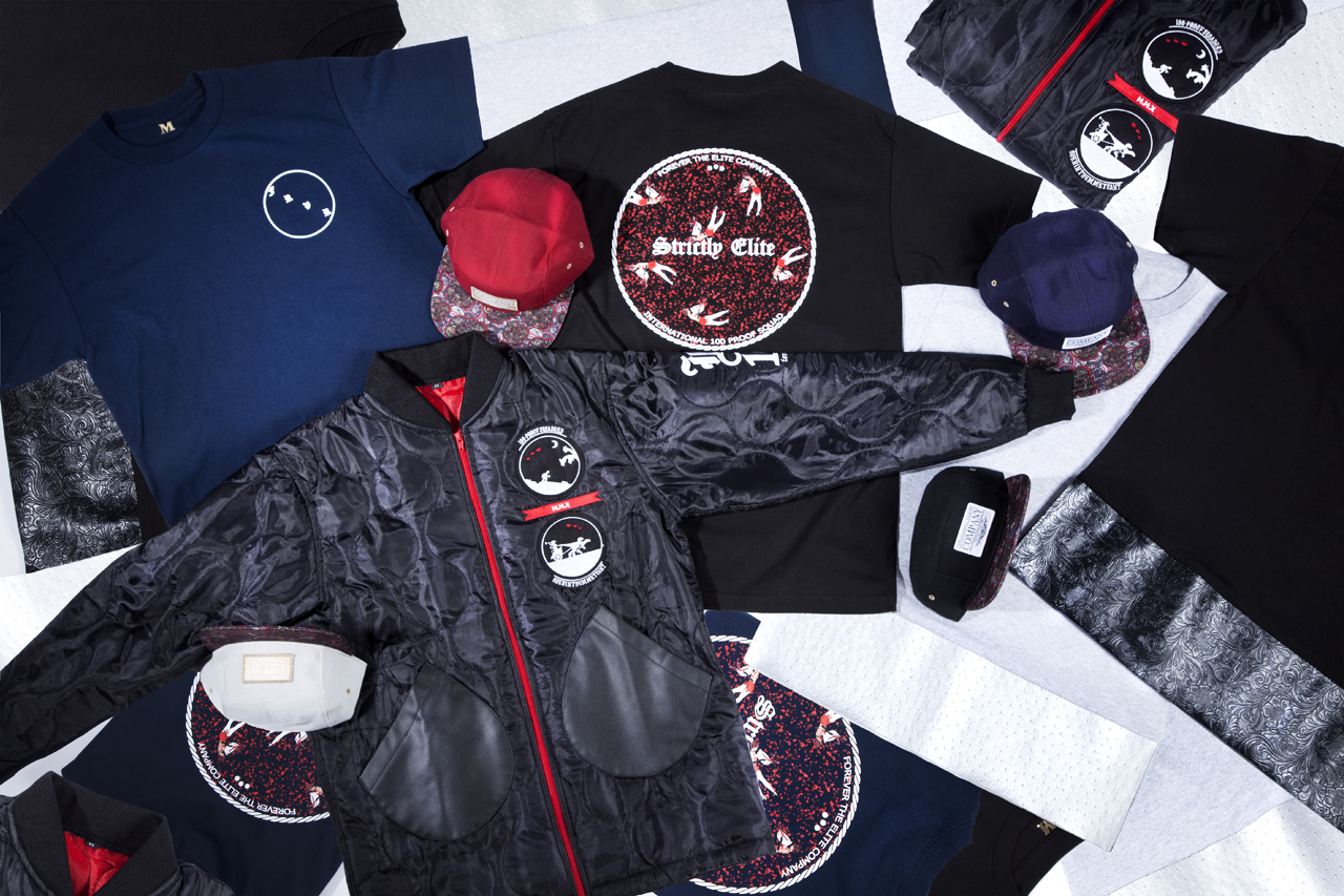Image of The Elite Co Capsule 2013 Collection