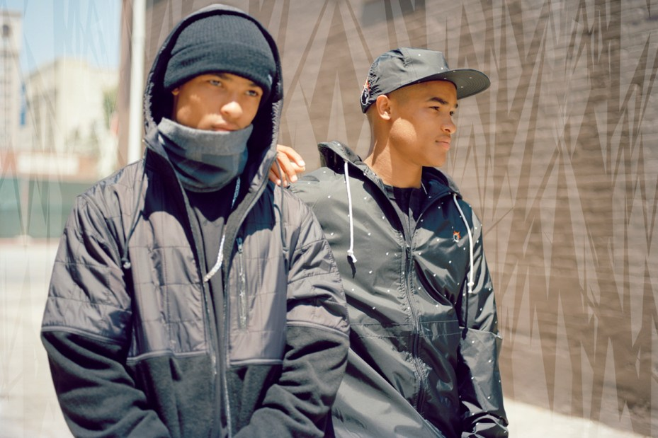"Image of The Hundreds 2013 Winter ""Move Mountains"" Lookbook"