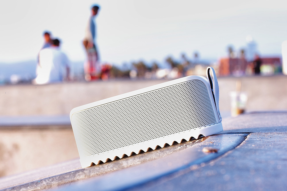Image of The Review: Jabra Solemate Portable Speaker