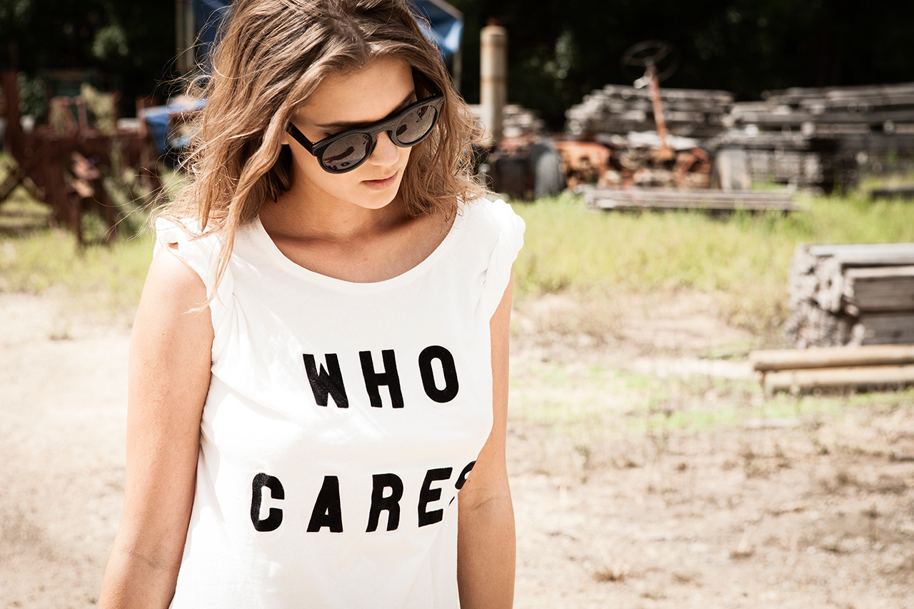 Image of THRILLS CO. 2013 Summer WHO CARES Collection