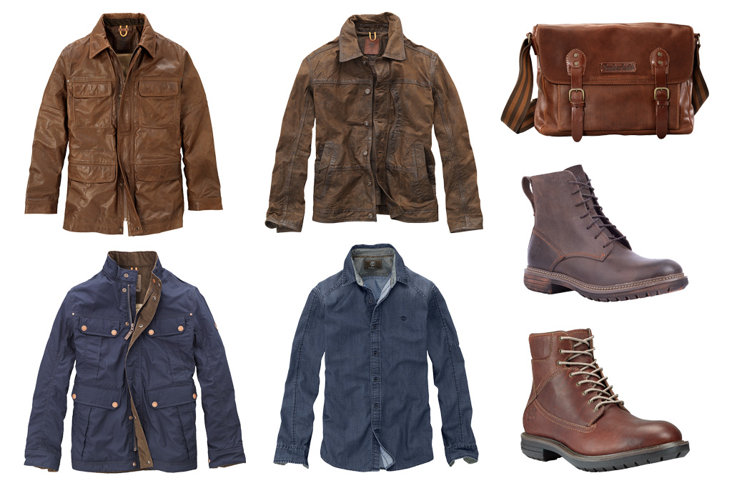 Image of Timberland 2013 Fall/Winter Collection