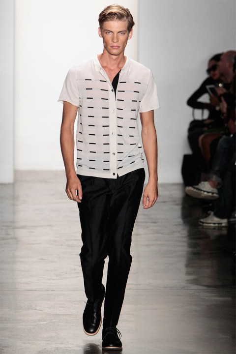 Image of Timo Weiland 2014 Spring/Summer Collection