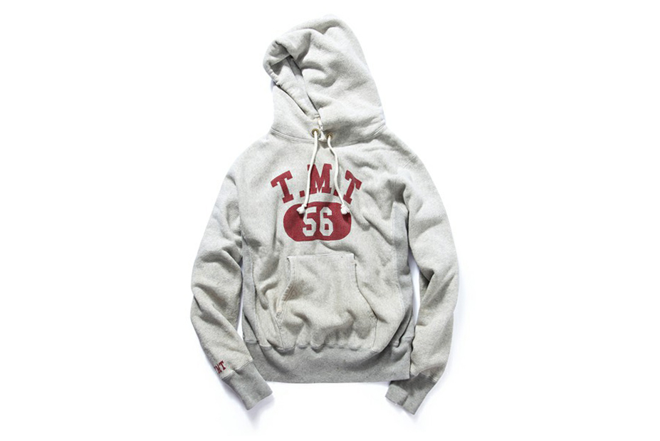 Image of TMT x Champion Japan 2013 Fall/Winter Hoodie