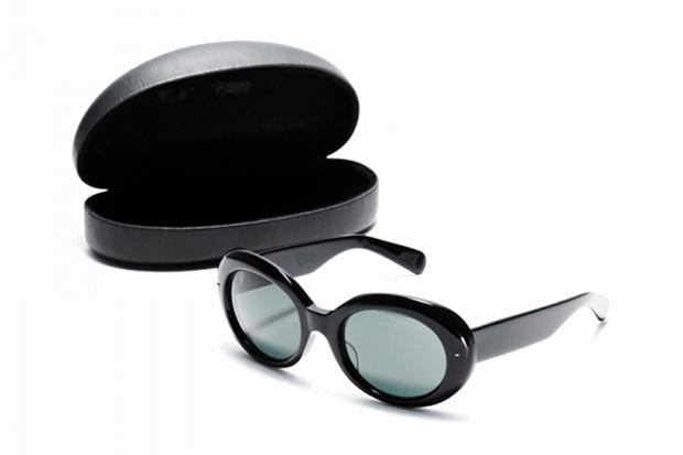 Image of Tsuyoshi Noguchi x KANEKO Optical x TRAVERSE TOKYO T02 Sunglasses