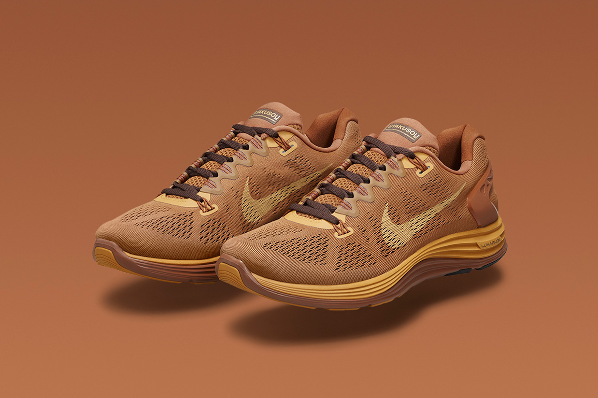 Image of UNDERCOVER x Nike GYAKUSOU 2013 Footwear Collection