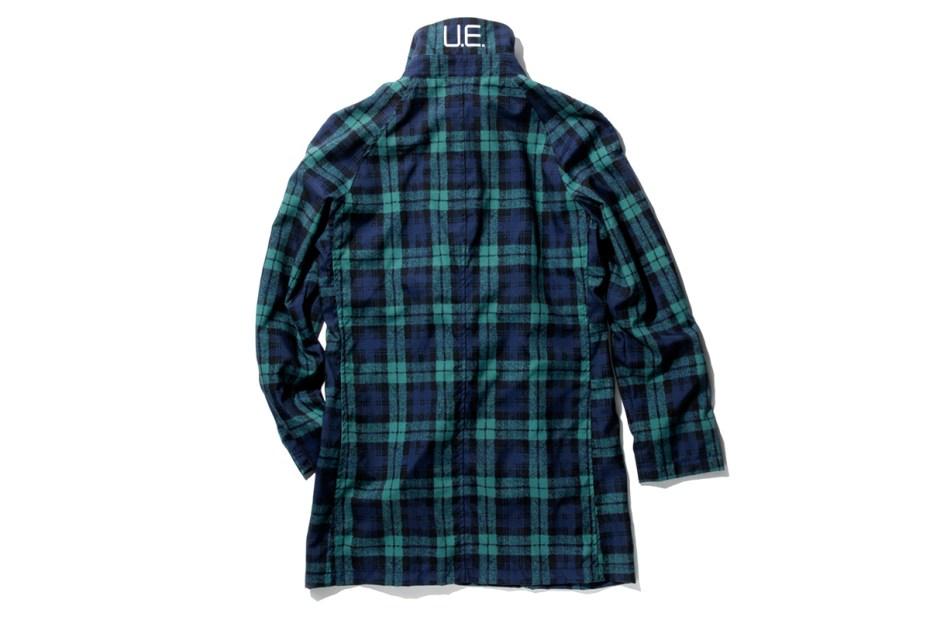 Image of uniform experiment SOUTIEN COLLAR COAT ISETAN SHINJUKU Men's Exclusive