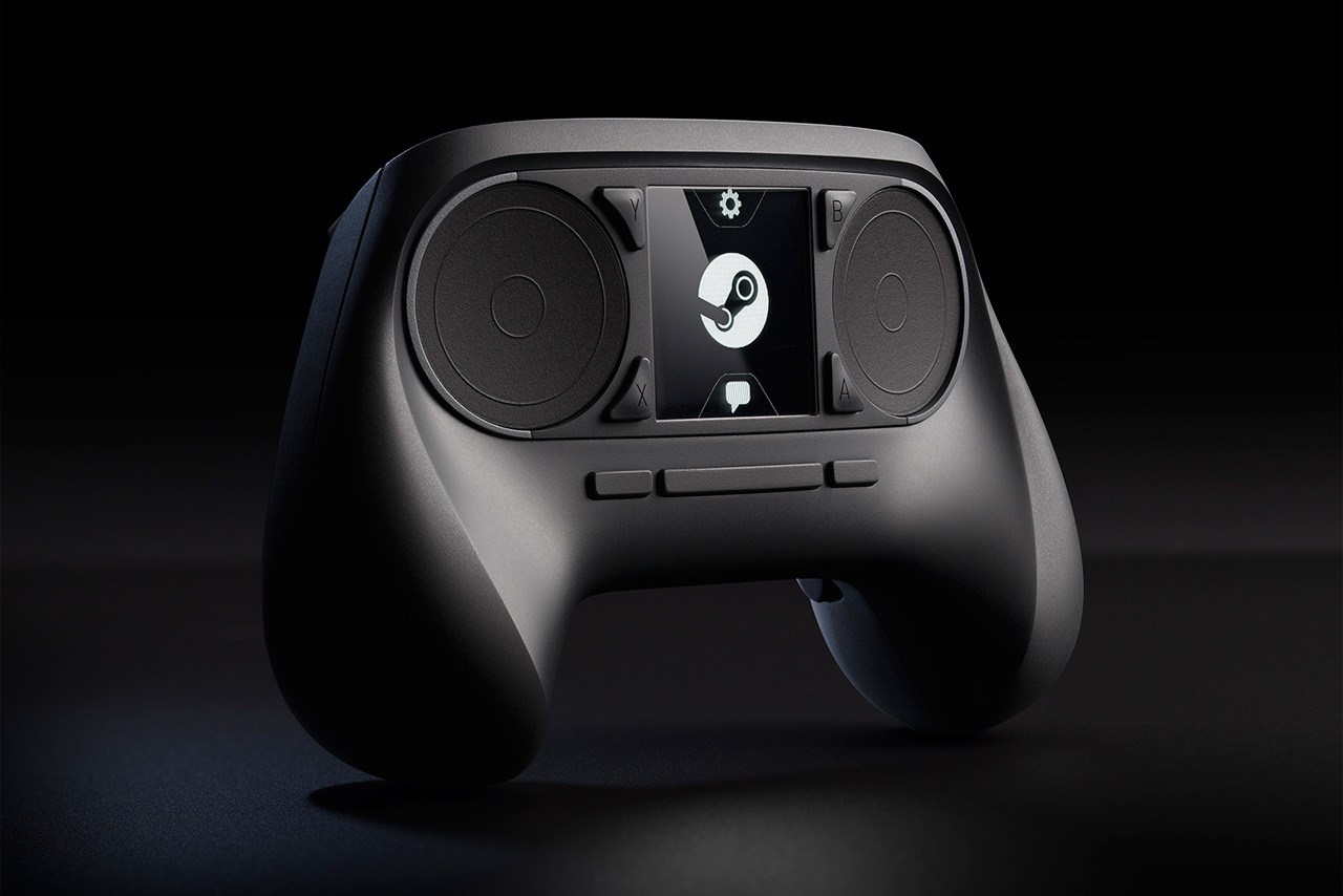 Image of Valve Steam Controller for SteamOS