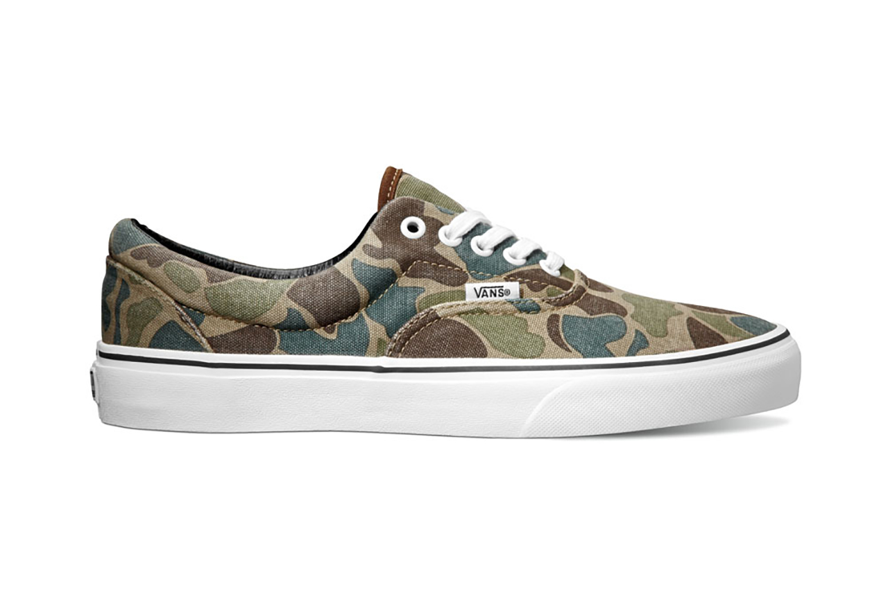 Image of Vans 2013 Holiday Van Doren Series Camo Pack