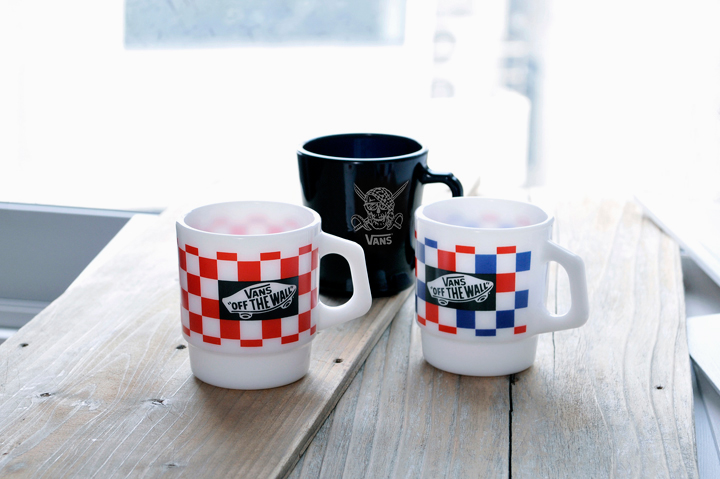 Image of Vans x Fire-King 2013 Mugs