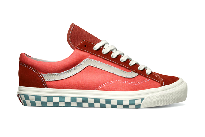 "Image of Vault by Vans 2013 Fall OG Style 36 LX ""Check"" Pack"