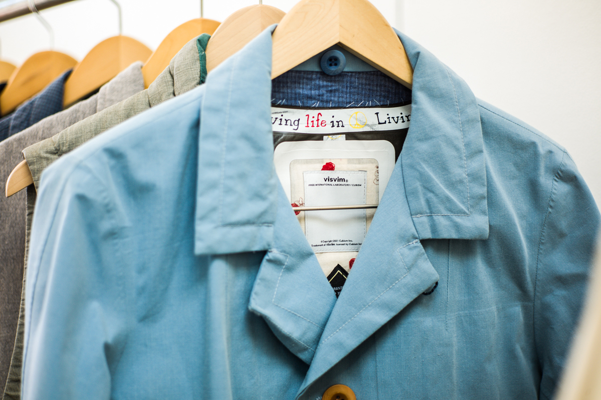 Image of visvim/WMV 2014 Spring/Summer Collection Preview